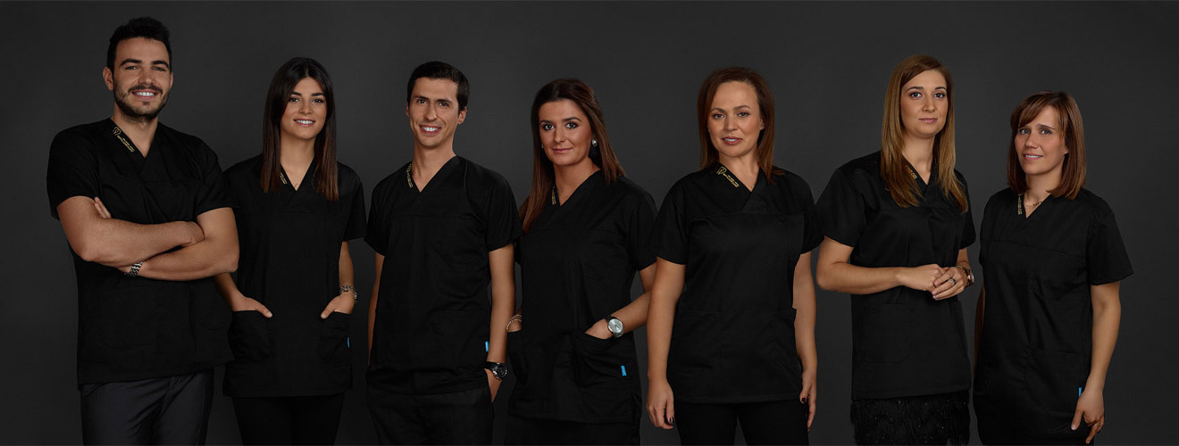 Dental Care Clinic - Equipa